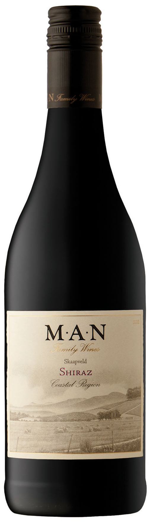 2015 - Skaapveld -Shiraz  MAN Family Wines Coastal