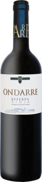 Ondarre Rioja Reserva Bodegas Ondarre