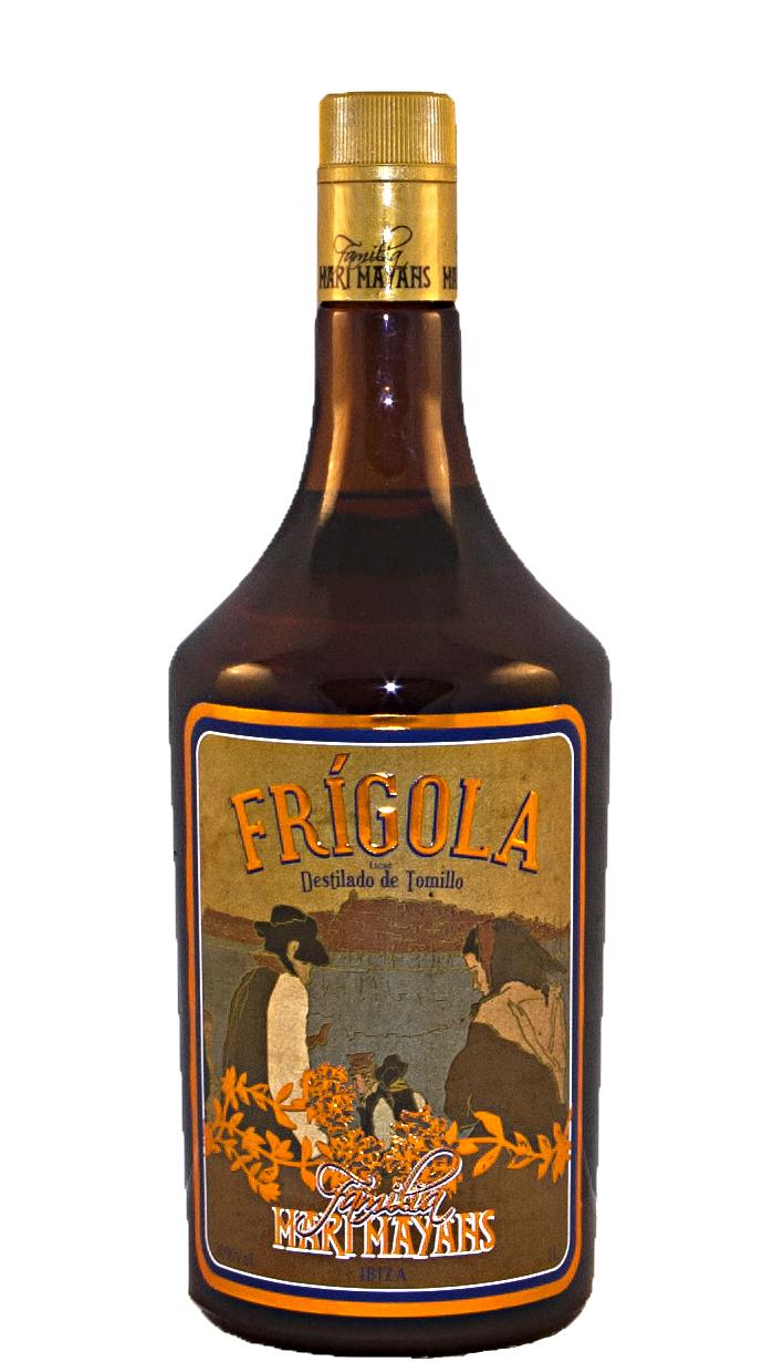 Frigola Mari Mayans Ibiza KräuterLikör Literflasche 30% Vol