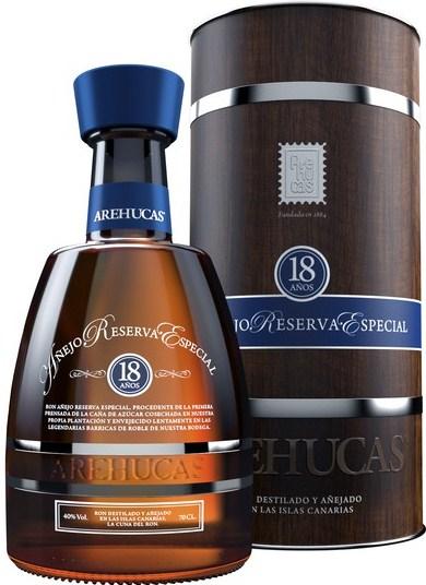 Arehucas Anejo Reserva Especial 18 Anos Rum 40% vol.