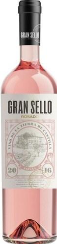 2016 Gran Sello Rosado Rosewein Vino de la Tierra de Castilla