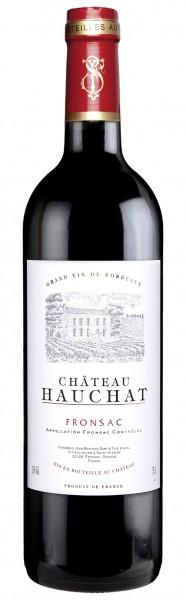 Château Hauchat Fronsac Vignobles Saby