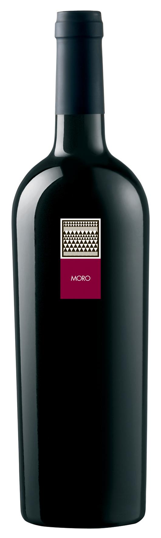2015 Moro - Rosso Cannonau di Sardegna DOC MESA