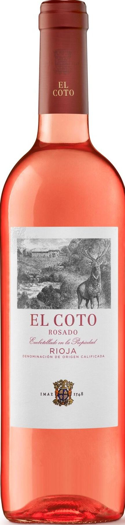 El Coto Rosado Rioja D.O.C. 2015