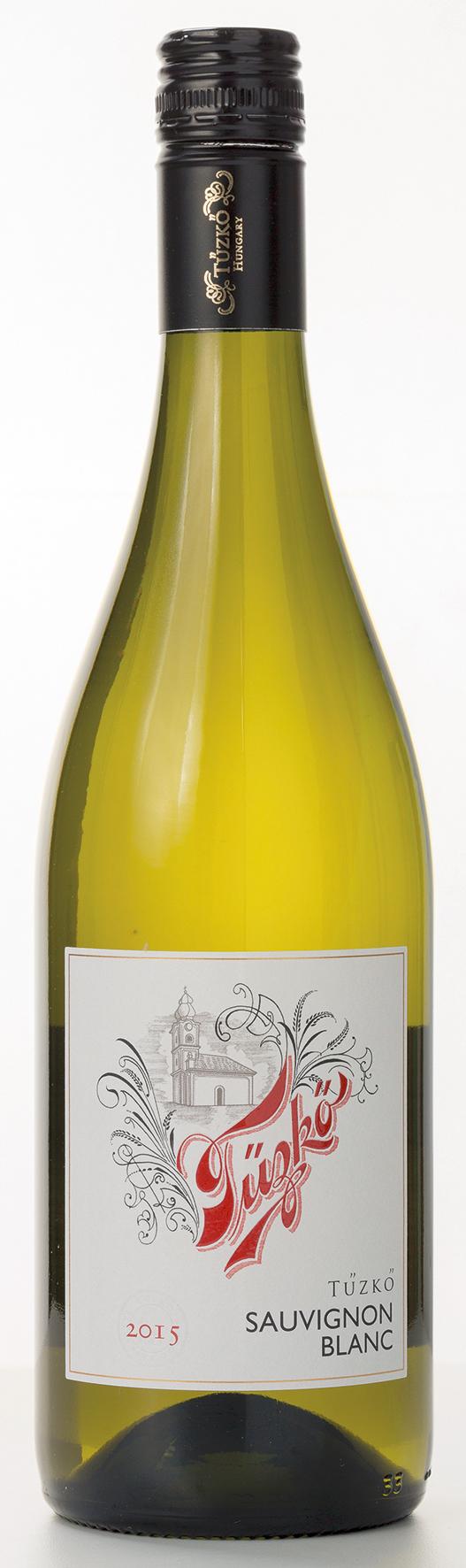 Sauvignon Blanc 2015 Tuzko Tzk Birtok Winery