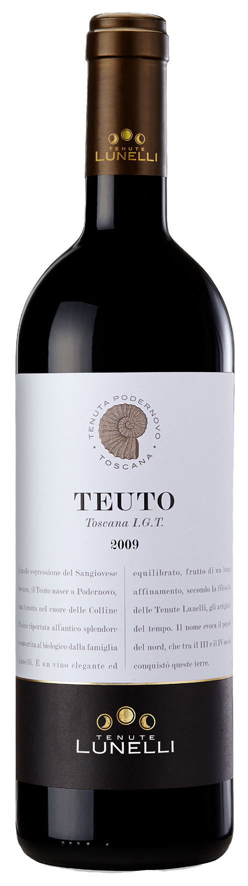Teuto - Toskana I.G.T. Tenuta Podernovo 2012