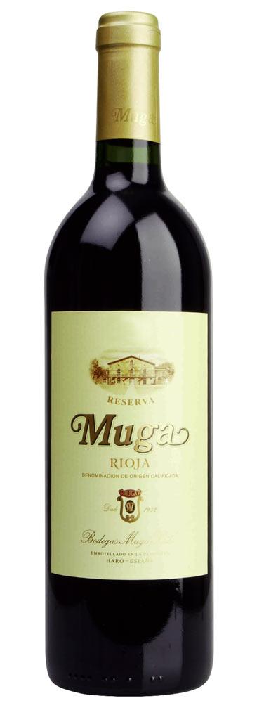 2013 Muga Reserva Bodegas Reserva Rioja DOC