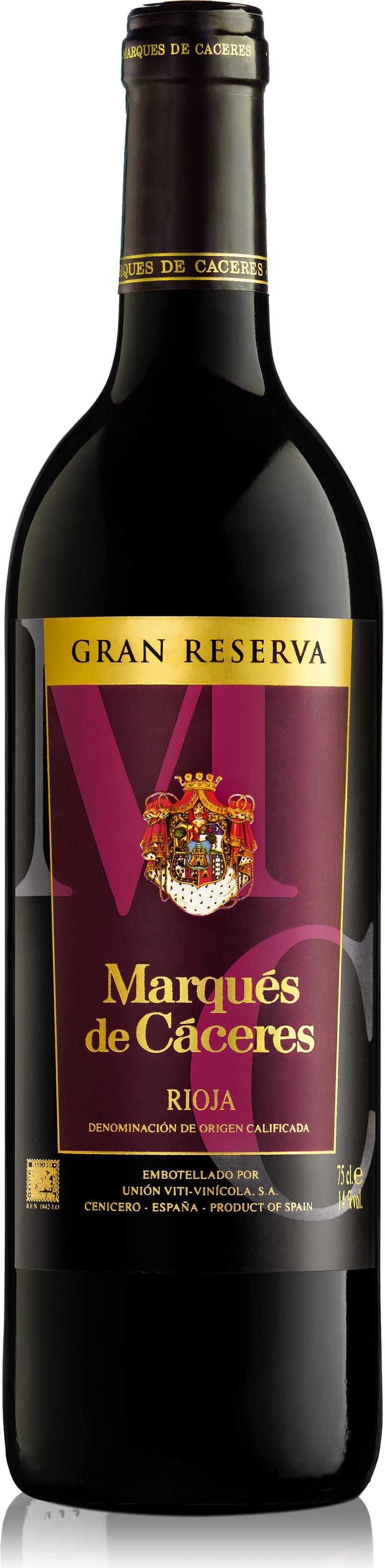 2009 Marques de Caceres Gran Reserva , Rioja D.O.