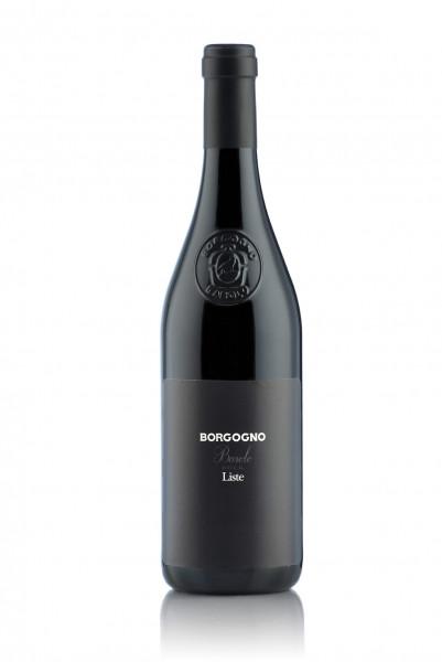 Borgogno Barolo Liste