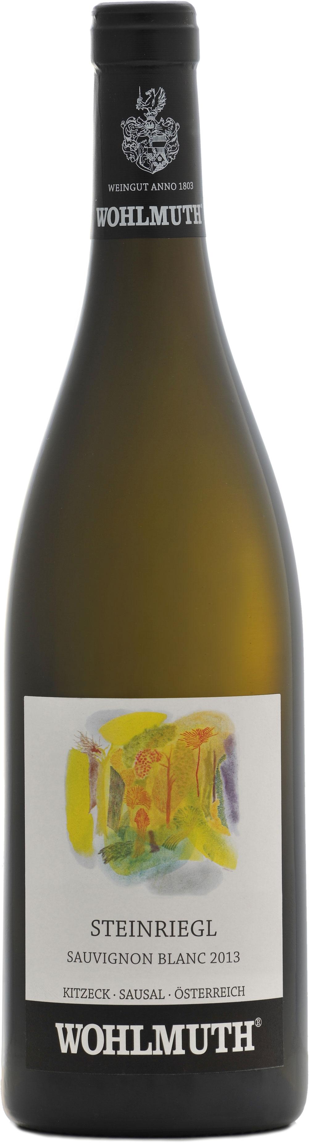 2015 Wohlmuth Sauvignon Blanc Steinriegl Südsteiermark