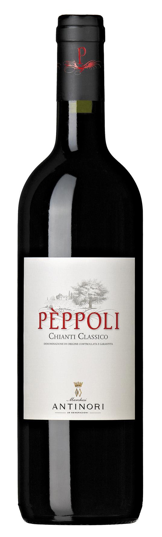 2015 Peppoli Chianti Classico DOCG Antinori