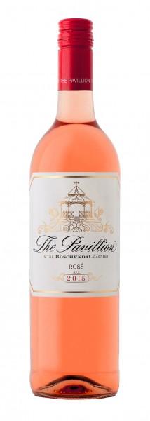 2017 The Pavillion Rosé Boschendal