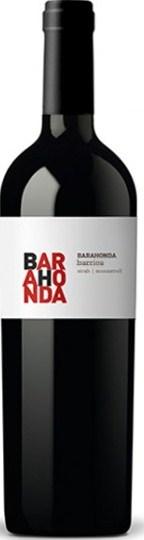 2012 Barahonda Barrica Rotwein Yecla DO Señorio de Barahonda