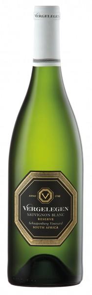 Vergelegen Schaapenberg Vineyard Reserve Sauvignon Blanc