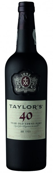 Taylor´s 40 Year Old Tawny Port Douro DOC