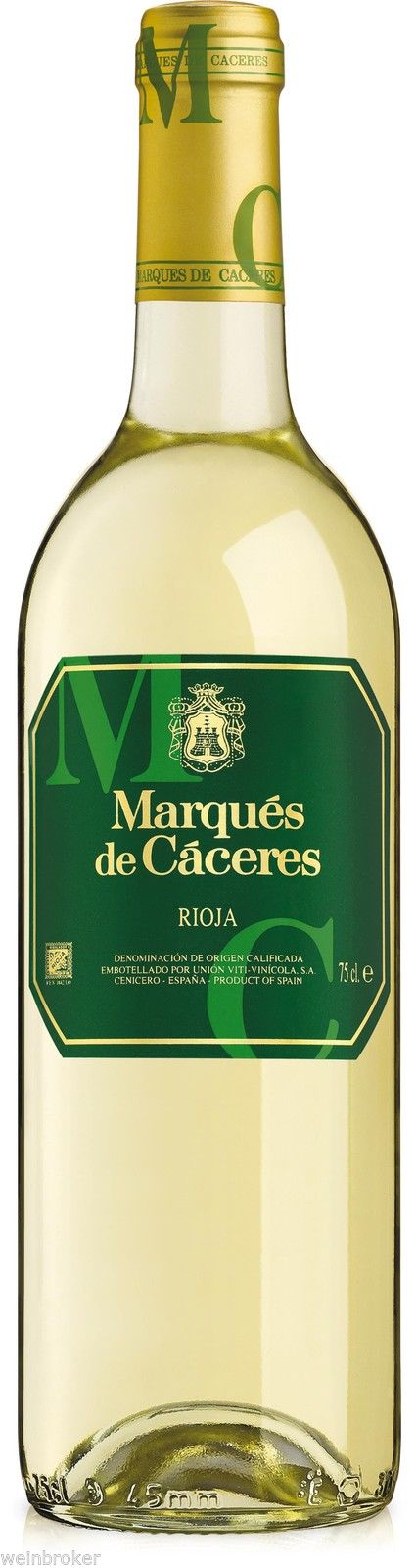 Marques de Caceres Blanco trocken 2016 Rioja DO
